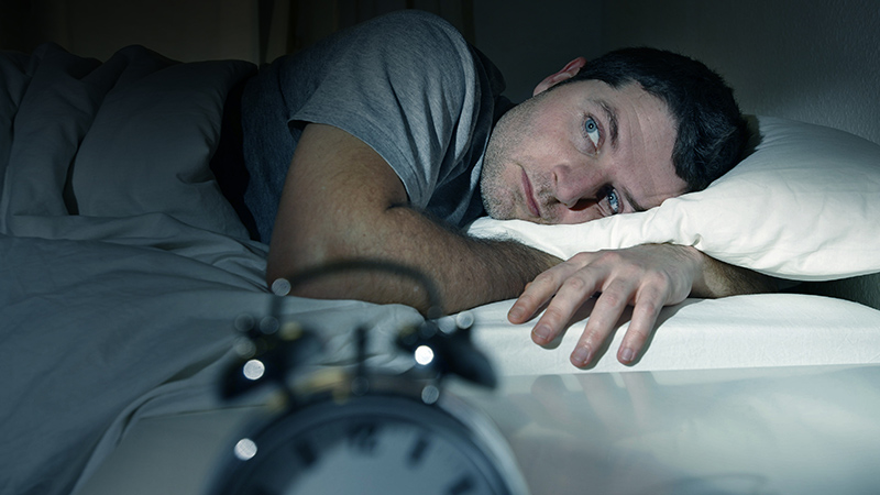 Main Causes of Insomnia and Treatment Options